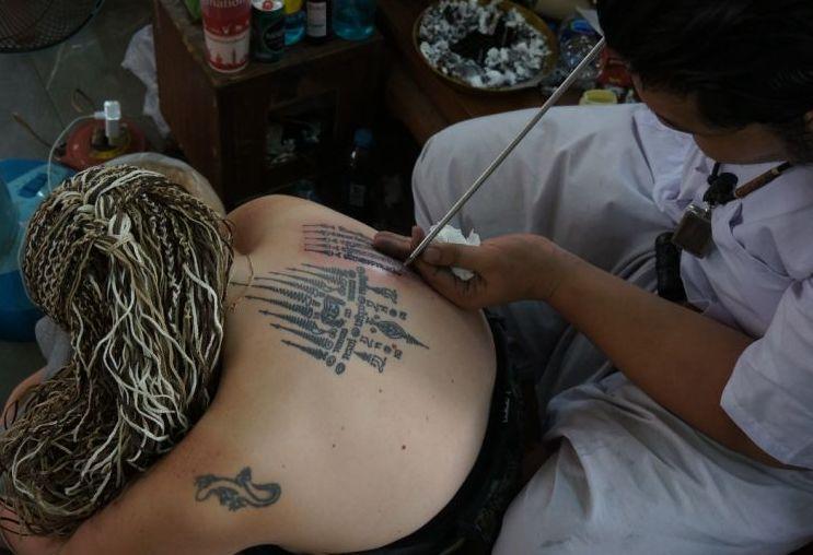 Оздоровительные татуировки. Тату для здоровья.