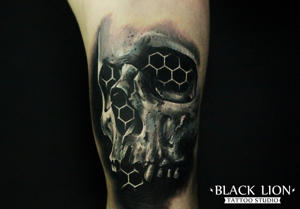 Тату череп | Значение татуировки череп | Символизм, фото и эскизы
