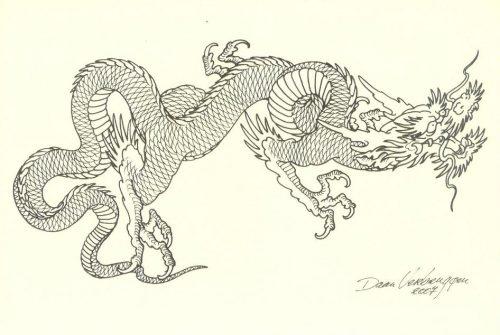 Daan Namakubi — Japanese Sketchbook Volume 2.
