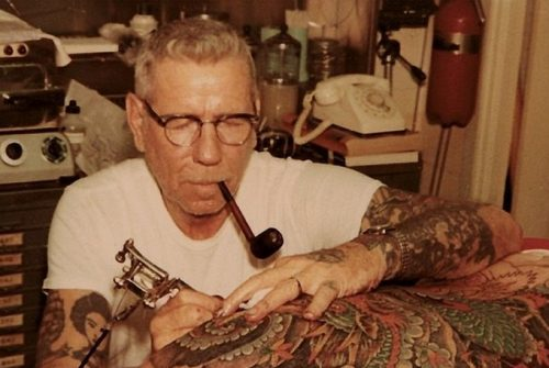 Sailor Jerry | Норман Коллинз | Биография основателя тату стиля Олд Скул