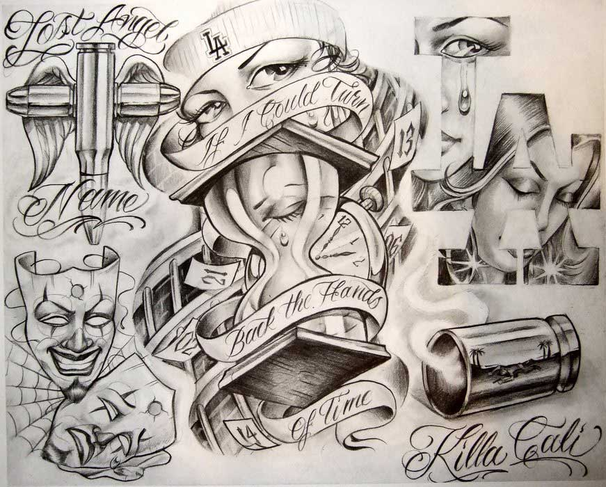 Sketchbook Miki Vialetto