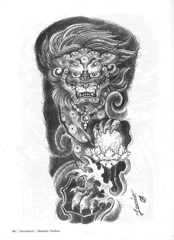 Sketchbook Mauricio Teodoro