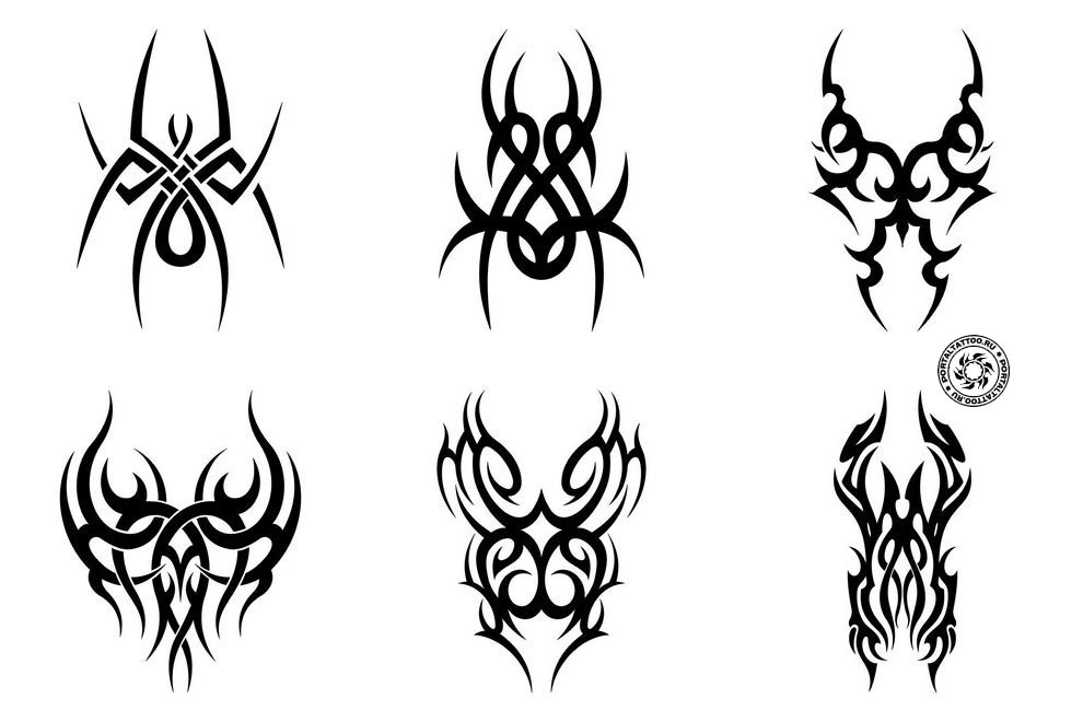 Designs Tribal Tattoo