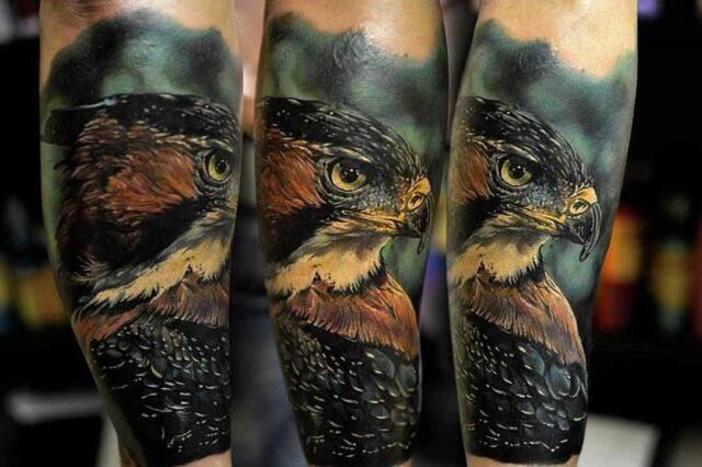 Tату реализм. Татуировки в стиле Реализм.