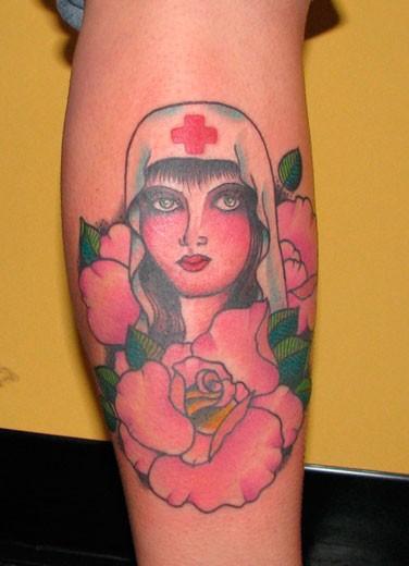 Традиционные Олд Скул татуировки