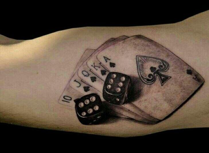 Азартные татуировки
