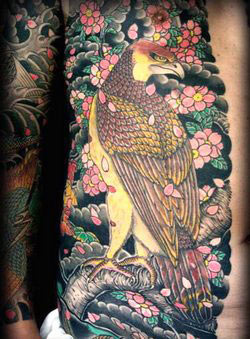 Значения японских татуировок