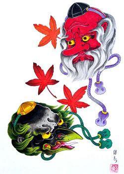 Японские демоны