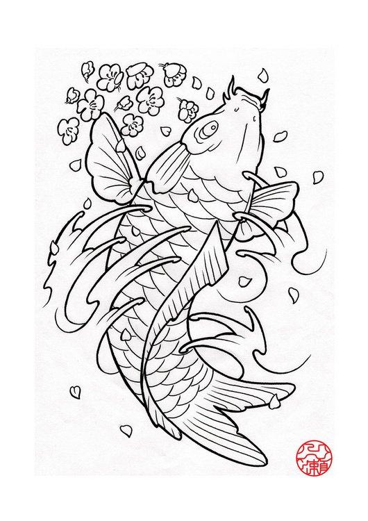 Traditional Japanese Tattoo