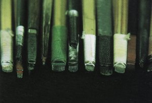 Традиционные японские тату инструменты