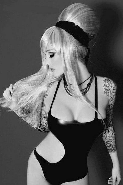 Женские татуировки
