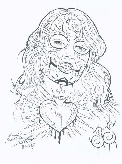 Sketchbook Steve Soto