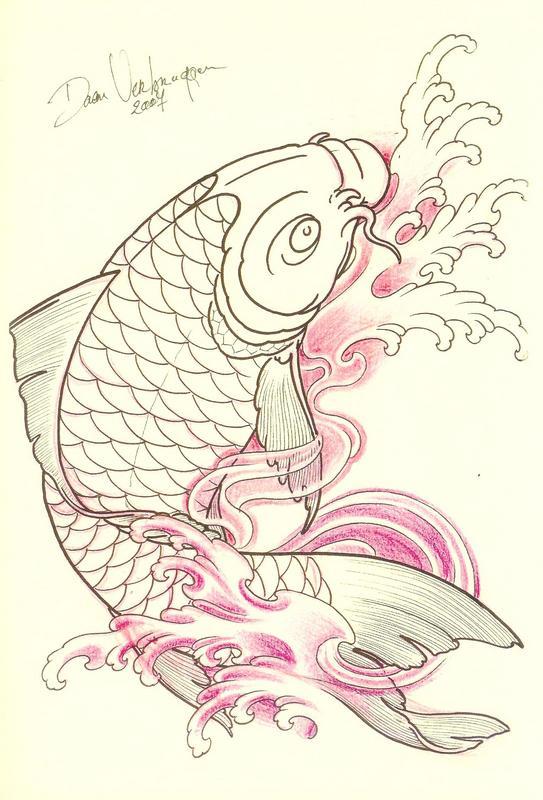 Japanese Sketchbook Daan Namakubi