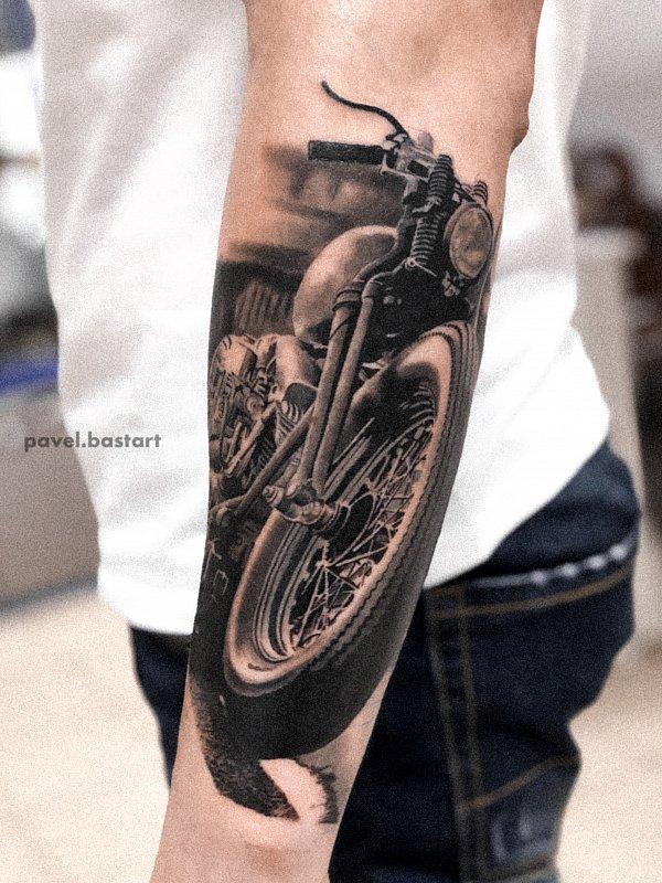 Эскизы татуировок на руке для мужчин и женщин